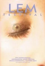 Imatge LEM 2003 © ve y mar